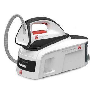 Di4 - Dampstrygejern Med Dampstation - Smartcare - 2400w - Hvid Sort